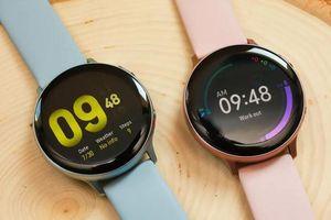 Galaxy Watch Active 2 về Việt Nam, giá từ 7,5 triệu đồng