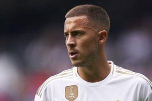 Real Madrid chỉ ghi được một bàn dù tung ra 27 cú sút
