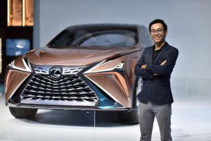 Trải nghiệm Lexus LF-1 Limitless - mẫu xe hot nhất tại VMS 2019
