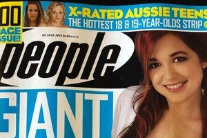 Tạp chí khiêu dâm Australia đóng cửa sau nhiều năm đăng ngực trần