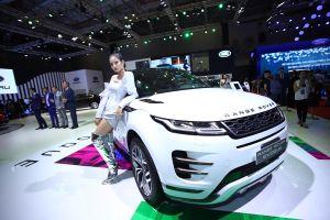 Cận cảnh Range Rover Evoque 2020 giá hơn 4 tỷ đồng tại Việt Nam