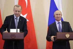Nga - Thổ ký thỏa thuận lịch sử, nhất trí tuần tra chung tại miền bắc Syria