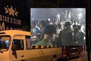 Đột kích quán bar lúc rạng sáng, cảnh sát phát hiện 39 người dương tính ma túy