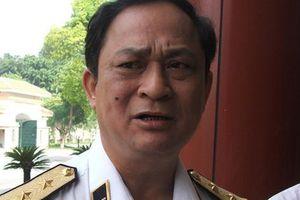Khởi tố Đô đốc Nguyễn Văn Hiến, nguyên Thứ trưởng Bộ Quốc phòng