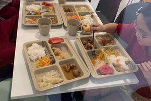 Nâng chất lượng bữa ăn của học sinh