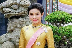 Bà Sineenat thất sủng ngay khi trở thành Hoàng quý phi Thái Lan?