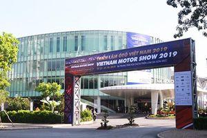 Khai màn triển lãm ôtô lớn nhất Việt Nam - VMS 2019