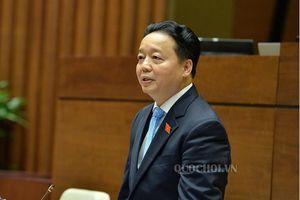 Bộ trưởng TN&MT Trần Hồng Hà: 'Tôi cũng phải dùng nước bẩn 3 ngày'