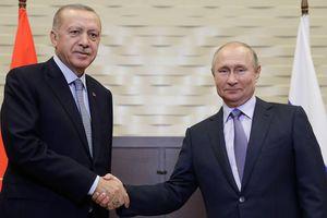 Cuộc gặp thượng đỉnh Nga - Thổ: Quyết định số phận người Kurd