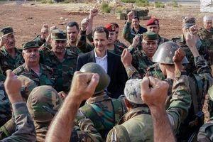 Chùm ảnh: TT Syria Assad bất ngờ tới Idlib, gửi thông điệp cho Thổ Nhĩ Kỳ