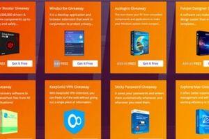 WonderFox Soft tặng người dùng gói phần mềm trị giá cao dịp Halloween