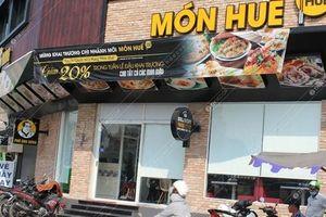 Những bí ẩn đằng sau công ty sở hữu chuỗi nhà hàng Món Huế