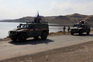 Quân đội Nga bắt đầu tuần tra ở phía bắc Syria