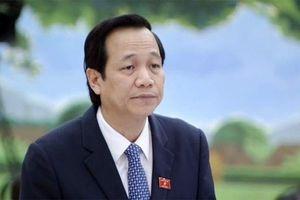 Bộ trưởng Đào Ngọc Dung: Nước càng nghèo thì thời gian lao động càng tăng lên