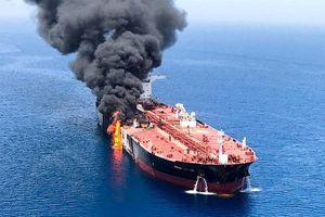 Quốc tế họp bàn về an ninh vận tải hàng hải ở vùng Vịnh