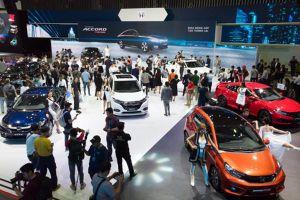 Vietnam Motor Show 2019 - Honda VN 'tăng tốc cùng ước mơ' với loạt mẫu xe ấn tượng