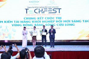 'Giấy dừa Bến Tre' tham gia 'Tìm kiếm tài năng Khởi nghiệp sáng tạo quốc gia'