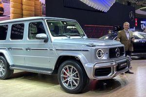 'Nội soi' mẫu xe giá 10,6 tỷ đồng của Mercedes - Benz