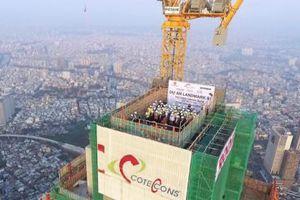 Lãi ròng Xây dựng Coteccons vỏn vẹn 165 tỷ đồng, giảm 65%