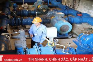 Nhà máy nước lớn nhất Hà Tĩnh xử lý nước sạch sinh hoạt như thế nào?