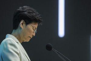 Trung Quốc lên kế hoạch thay trưởng đặc khu Hồng Kông