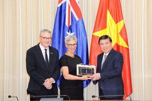 Bang Victoria của Australia mở văn phòng thương mại tại TP.HCM