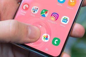 Samsung phát hành bản vá lỗi quét vân tay trên Galaxy S10 và Note 10