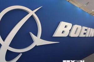 Lợi nhuận ròng trong quý 3 của Tập đoàn Boeing giảm tới 50,6%