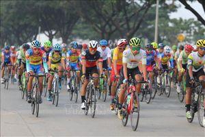 Cuộc đua xe đạp Nam Kỳ Khởi nghĩa qua thủ đô Campuchia