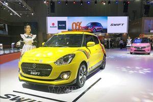 Ấn tượng Vietnam Motor Show 2019