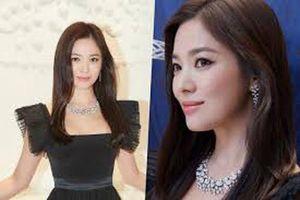 Song Hye Kyo đẹp xuất sắc khi đi dự sự kiện