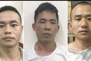 Bắt nhóm siêu trộm người Trung Quốc chuyên lấy két tiền trụ sở