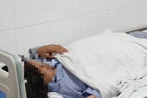 Bé gái 13 tuổi bị mù mắt sau khi tiêm filler nâng mũi giá 2 triệu trả góp