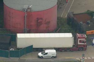 Chùm ảnh: Chiếc xe tải chở 39 xác người được phát hiện ở Anh