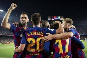 Kết quả Cúp C1, Slavia Praha vs Barcelona