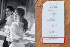 Đám cưới sao Việt: Khách mời được yêu cầu trang phục khắt khe như đi thảm đỏ