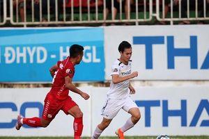 Minh Vương trở thành Vua phá lưới nội V.League 2019