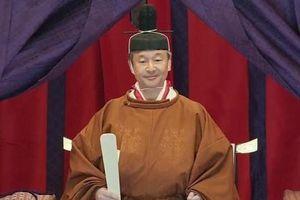 Naruhito đăng quang: Kỷ nguyên mới của nước Nhật