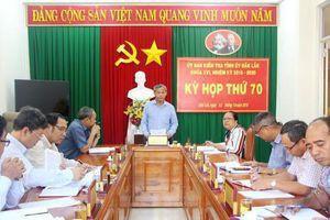 Xem xét kỷ luật 2 đại tá quân đội ở Đắk Lắk