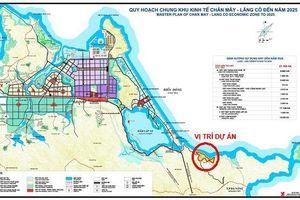 Lại có doanh nghiệp xin làm dự án du lịch trên đèo Hải Vân