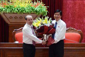 Ông Bùi Đức Hinh chính thức giữ chức Phó chủ tịch UBND tỉnh Hòa Bình