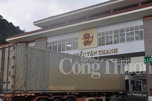 Lạng Sơn tạo điều kiện thuận lợi nhất cho xuất khẩu nông sản