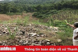 Huyện Quan Hóa: Nhiều hộ dân trong vùng sạt lở vẫn chưa chịu di dời. Vì sao?