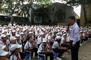 Truyền thông pháp luật cho hơn 30 ngàn học sinh