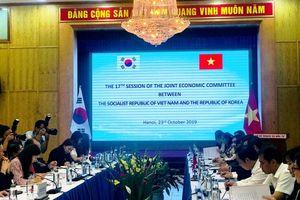 Thúc đẩy quan hệ hợp tác Việt Nam – Hàn Quốc