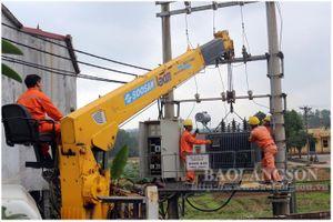Điện lực Lạng Sơn: Nâng cao chất lượng điện nông thôn