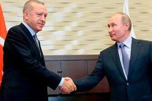 Nga-Thổ Nhĩ Kỳ ký thỏa thuận lịch sử, Syria sắp yên tiếng súng