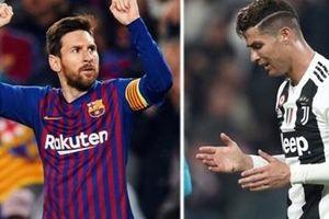 Đồng đội cũ 'phán' Ronaldo không bằng Messi