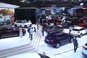 15 hãng xe hơi danh tiếng tham gia Triển lãm ô tô Việt Nam 2019