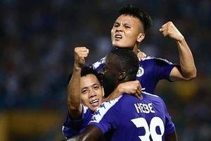 Hà Nội nhận Cup tại Cửa Ông, vị trí thứ 3 vẫn chưa rõ ràng
